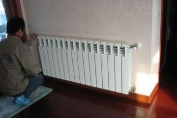 暖气片更换首要考虑安装勿玩个性