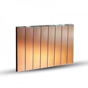 铜铝复合散热器新款