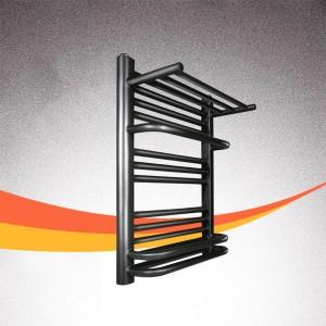 济南钢制卫浴置物架背篓暖气片