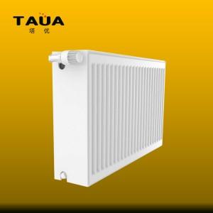 塔优板式散热器
