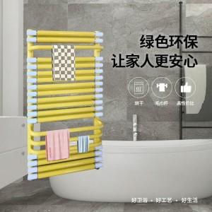 天津铜铝复合圆管卫浴暖气片厂家批发
