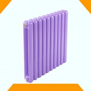 北京厂家供应钢制散热器60片头方圆一体