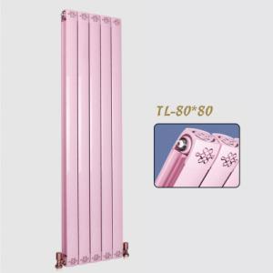 家用铜铝复合80x80散热器