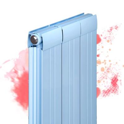 北京铜铝复合114X60暖气片供应商