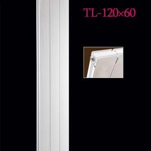 北京厂家供应铜铝复合120x60散热器