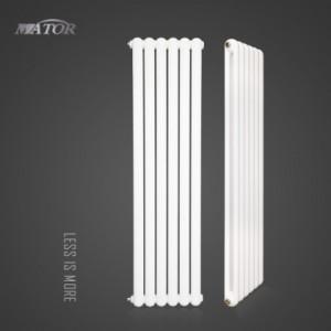 北京厂家供应钢制60圆片头散热器