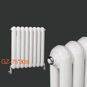 山东供应伊米阳光钢制75X30圆散热器