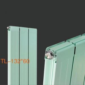 北京厂家供应铜铝复合132X60散热器
