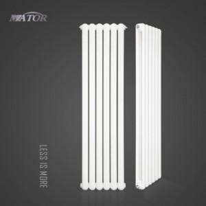 天津厂家供应迈拓钢制暖气片60方圆散热器