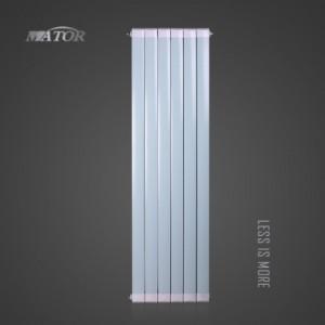 山东批发家用铜铝复合80x95暖气片