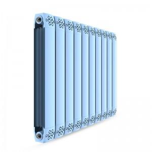 北京批发供应铜铝复合80x80散热器