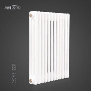 内蒙古厂家供应迈拓散热器钢三柱暖气片
