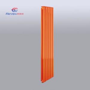 沈阳钢制散热器50x25双圆柱供应商