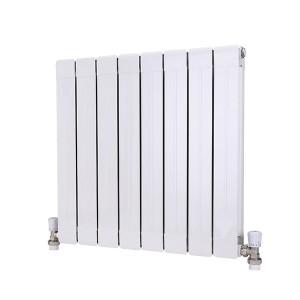青海厂家供应铜铝复合75x75散热器