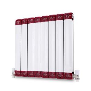 山西家用铜铝复合80x80散热器