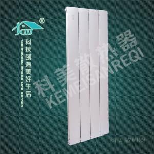 四平铜铝134X60散热器暖气片