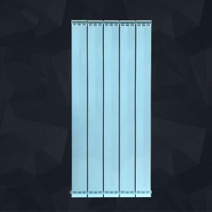 临沂铜铝复合132×60散热器批发