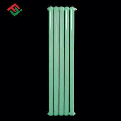 济宁钢制60x30圆双柱散热器哪