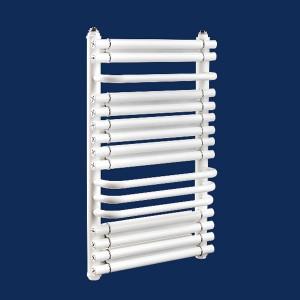 开封厂家供应卫浴背篓铜铝复合圆管卫浴散热器