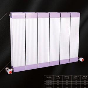 铜铝复合120-60散热器生产厂家