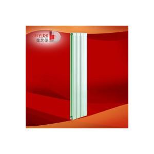 咸宁暖气片安装 金艺德暖气片 铜铝复合暖气片