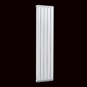 河南家用铜铝复合80x80散热器