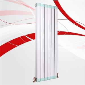 铜铝复合95X80散热器厂家