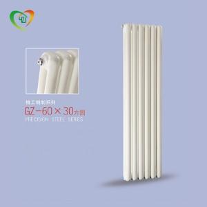 亿家暖钢制60×30方圆散热器供应
