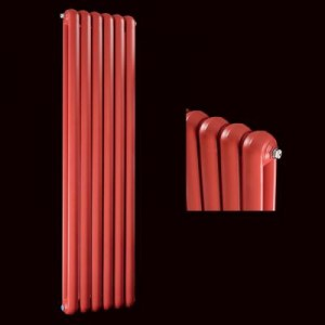 巨匠圣火散热器厂家供应钢制70x30圆散热器