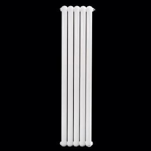钢制70x30圆双柱散热器