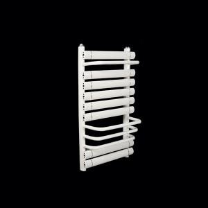 铜铝复合8+4扁管卫浴散热器厂