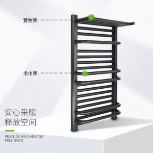 富佳散热器家用壁挂式水暖自采暖卫浴暖气片卫生间钢制置物