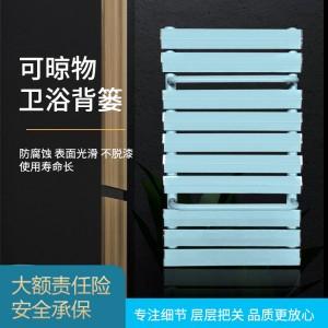 华圣格卫浴散热器家用壁挂式水暖暖气片耐腐蚀铜铝复合采暖