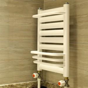 德铂盾散热器卫浴散热器铜铝背篓95×60