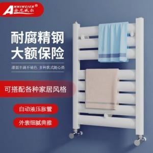 安尼威尔小背篓暖气片卫生间家用钢制散热器壁挂式平板