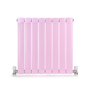 圣世劳斯铜铝复合75x52散热器
