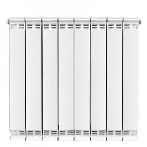 爱丁堡铜铝复合80x80散热器暖气片