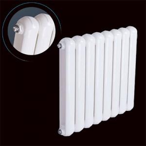 世纪百盛 家用水暖 钢制暖气片60*30 客厅卧室壁挂式