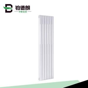 铜铝复合75X75散热器价格
