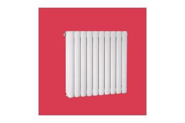 工程为什么选择钢三柱暖气片